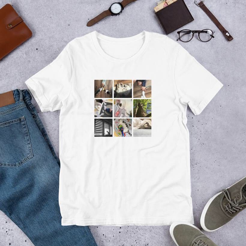 6157d19c Best Nine on Instagram t-shirts - fabristic.com/instagram-best-nine-tshirts