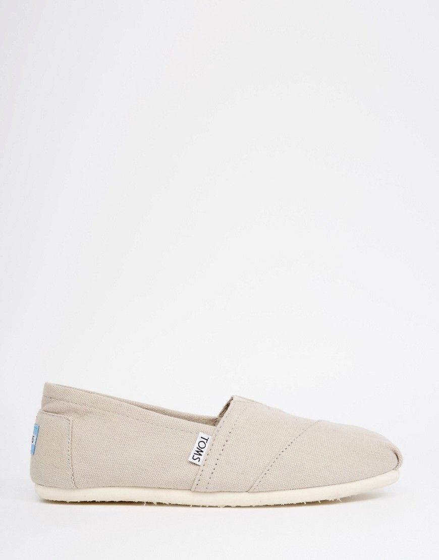 ea00ea8e9 TOMS Classic Canvas Light Grey Flat Shoes. Lacoste Straightset BL 1 ...