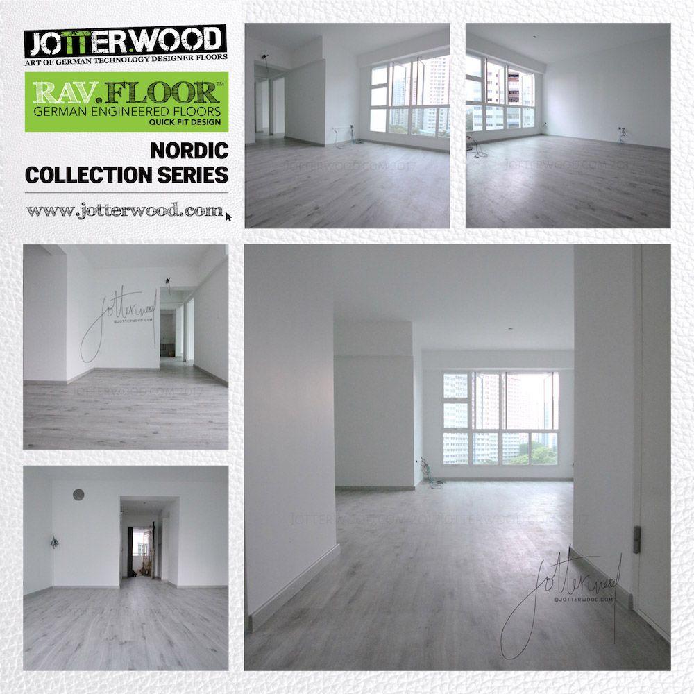 AshWhite flooring concept homes. Jotterwood Vinyl