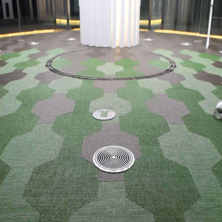 Woven vinyl flooring Vinyl flooring, Dance floor vinyl