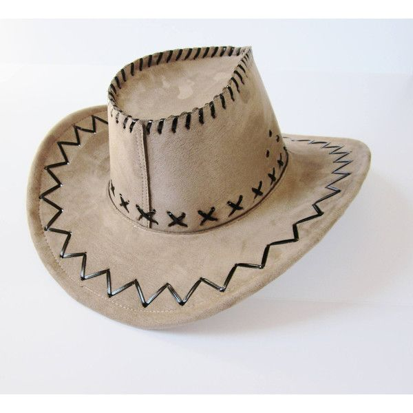 western style hats Vintage