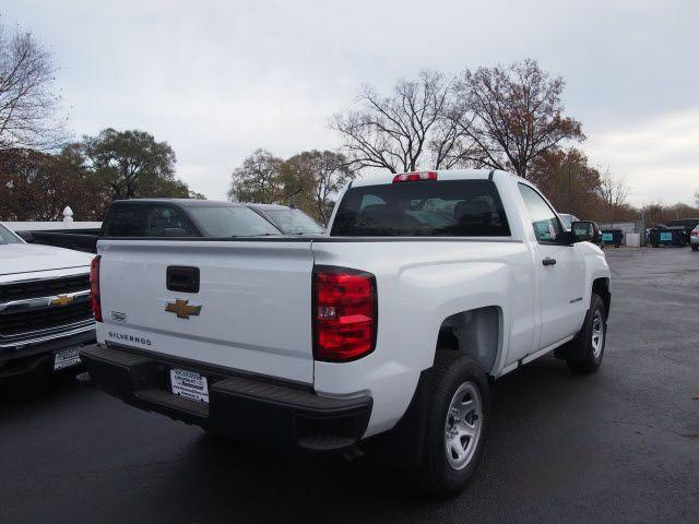 New 2017 Chevrolet Silverado 1500 Work Truck 2wd 4x2 Work Truck 2dr