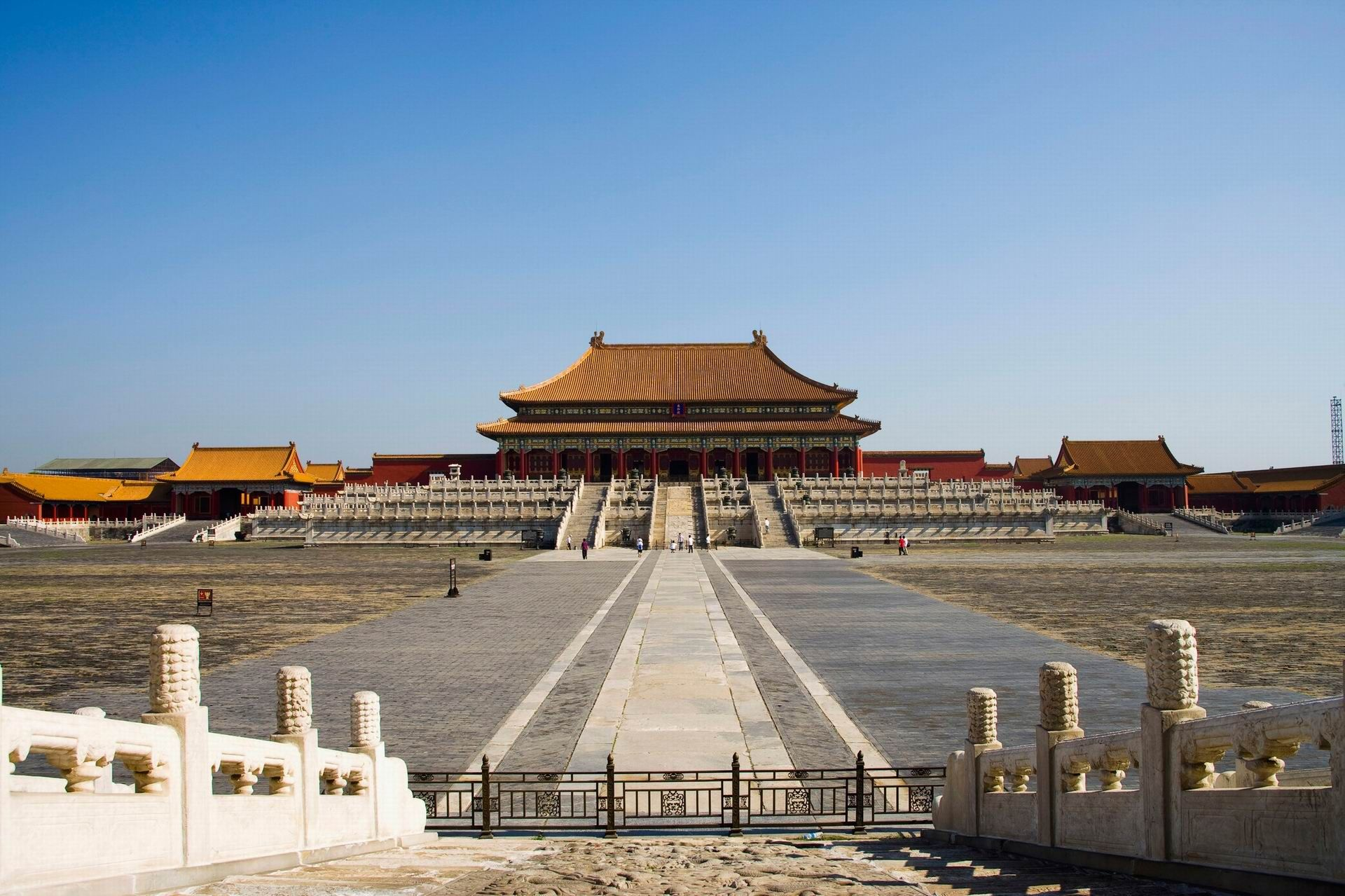 China And Its Major Attractions Peking
