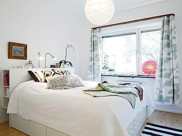 bright 56 square meters apartment in gothenburg - Small Apartment Bedroom
