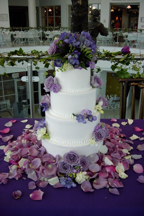 Sandy's Wedding Cakes. This is a good option for the cake.