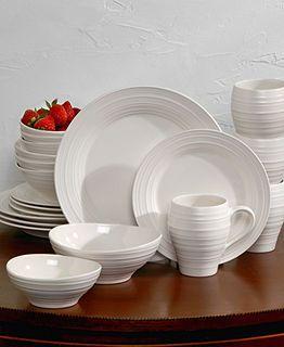 Mikasa Dinnerware, Swirl Collection & Reviews - Dinnerware - Dining - Macy's