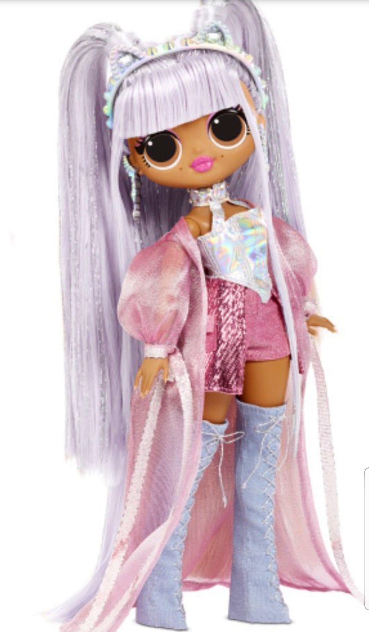 Kukla Omg Lol Kitty In 2020 Lol Dolls Fashion Dolls Cute Dolls