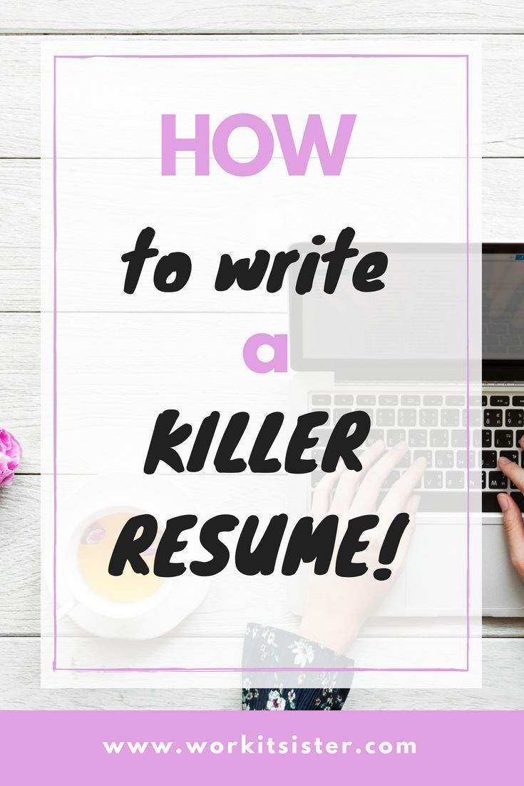 How to Write a Killer Resume - Resume tips, Resume examples, Job search motivation, Teacher resume, Job search websites, Resume - Learn how to write a resume that gets noticed by employers, recruiters and hiring managers! Invest in your success to land your interview  resume