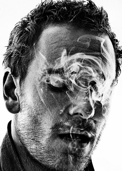 43d0a93d8 tarkowski: Michael Fassbender | Musicians & movie stars | Black, white  photography, Black, white portraits, About time movie