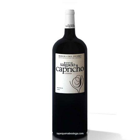 Veronica Salgado Capricho Magnum Do Ribera Vino Tinto Vinos
