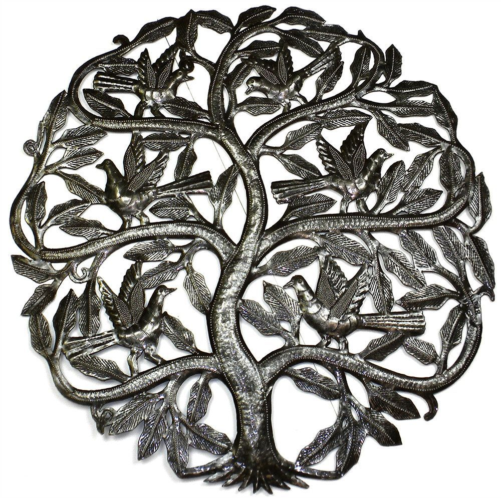 Home of the birds tree metal wall art products pinterest bird