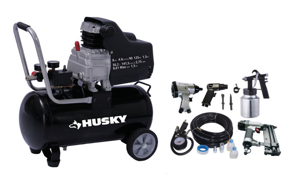Air Tool Sets 159927 Set Of Husky Air Tools And Socket Set Buy It Now Only 143 On Ebay Husky Tools Socket Air Tools Socket Set Tool Sets