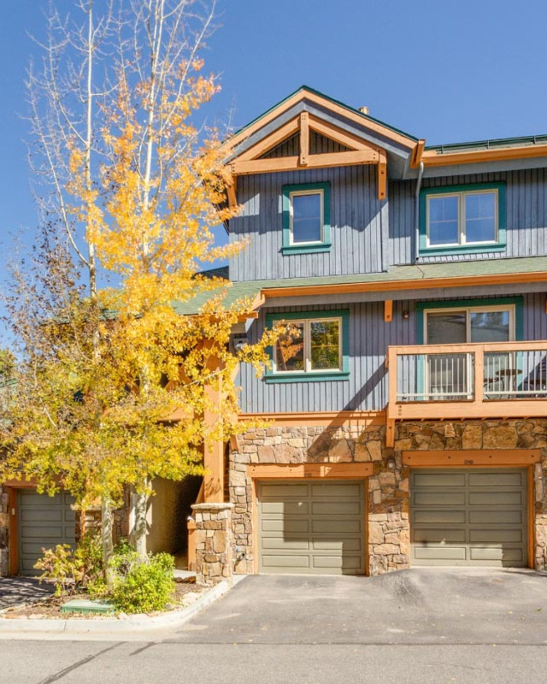 breckenridge homes for sale ski in ski out