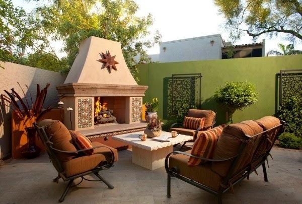 Propuesta De Hoy A Llena Tu Jardan De Color Outdoor Furniture Sets Outdoor Decor Patio