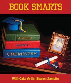 book cake tutorial | Book cakes, Cake decorating books ...