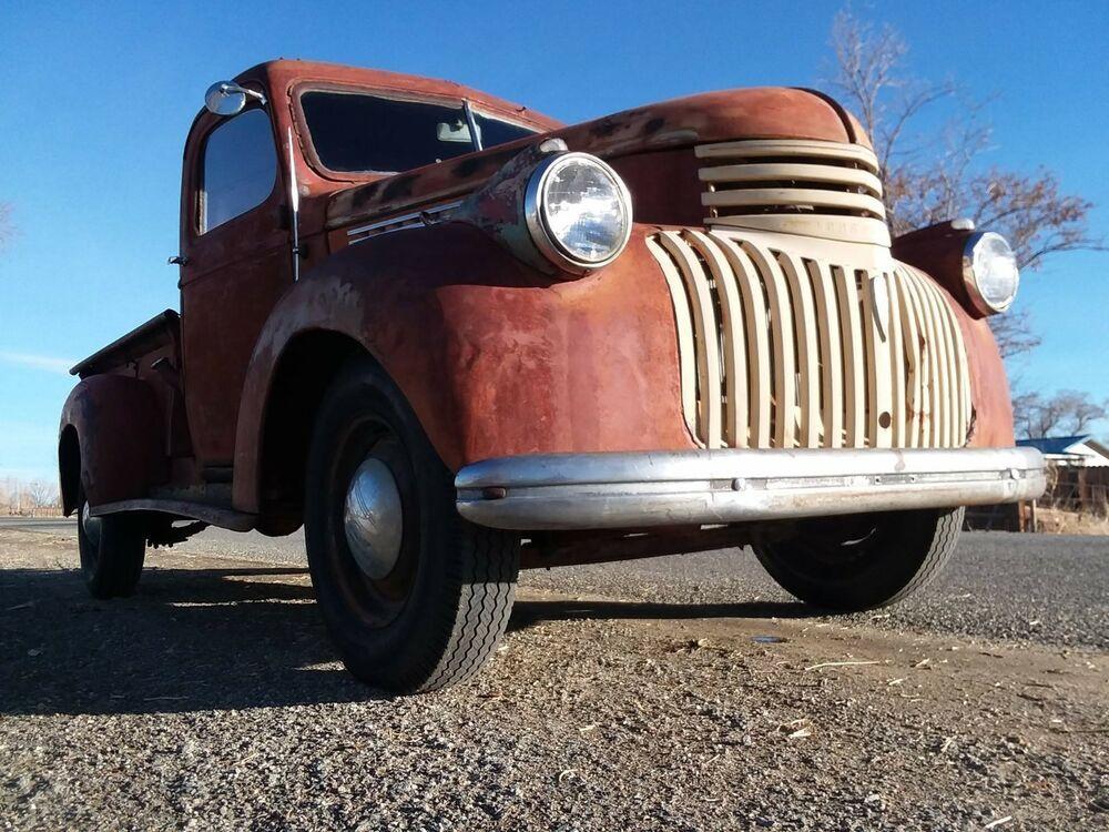 1941 chevrolet truck transmission