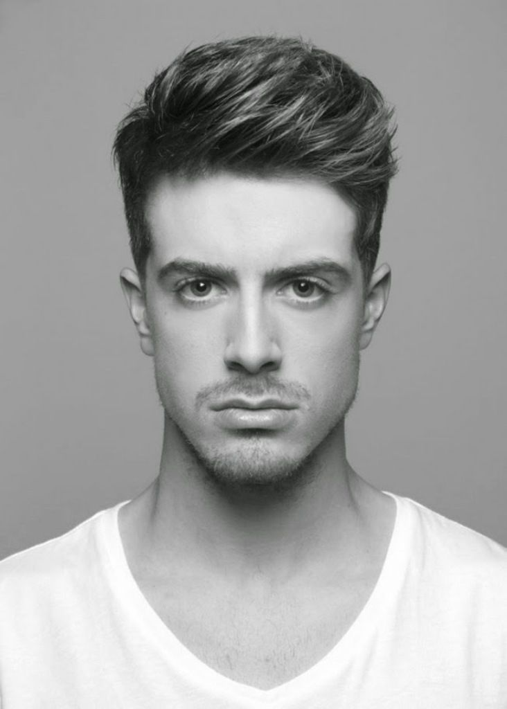 Best haircuts for men hair color trend