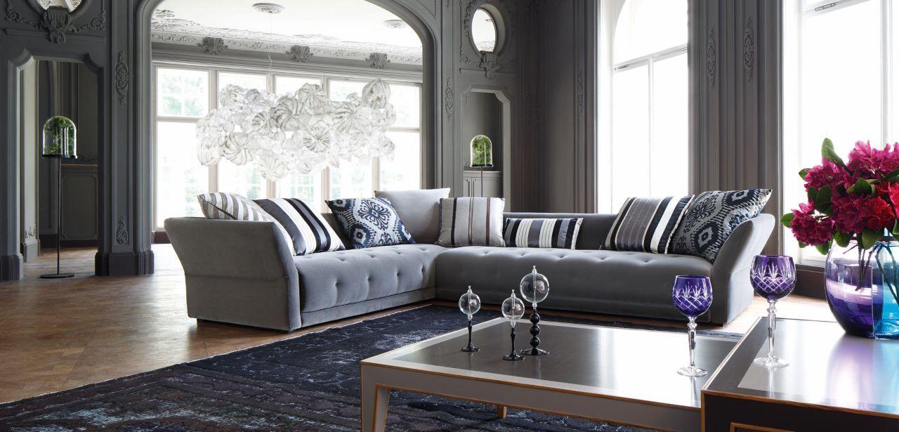 Roche Bobois | NONCHALANCE sofa | Manufactured in Europe ...