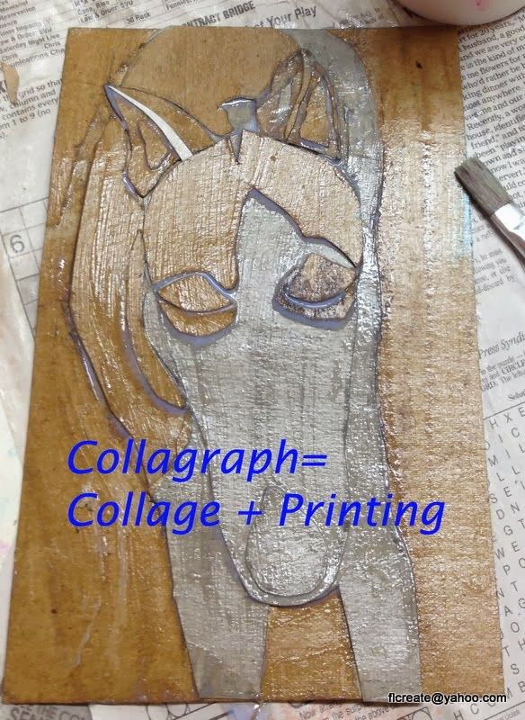 floridacreate: Collagraph inspriations from photos
