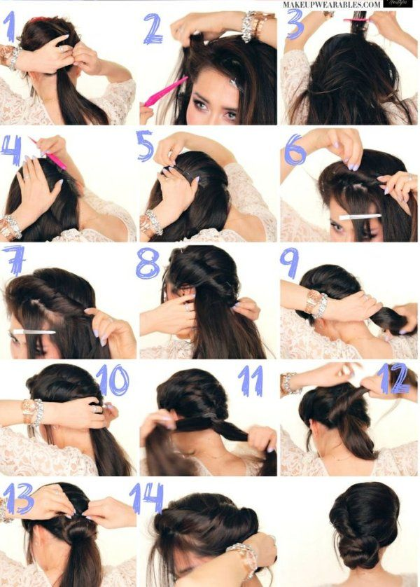 Terrific 1000 Images About Prom Makeup Amp Prom Hairstyles On Pinterest Short Hairstyles Gunalazisus