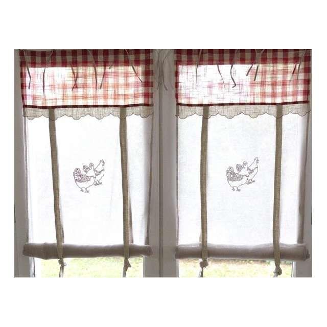 store cuisine rideaux petit rideau