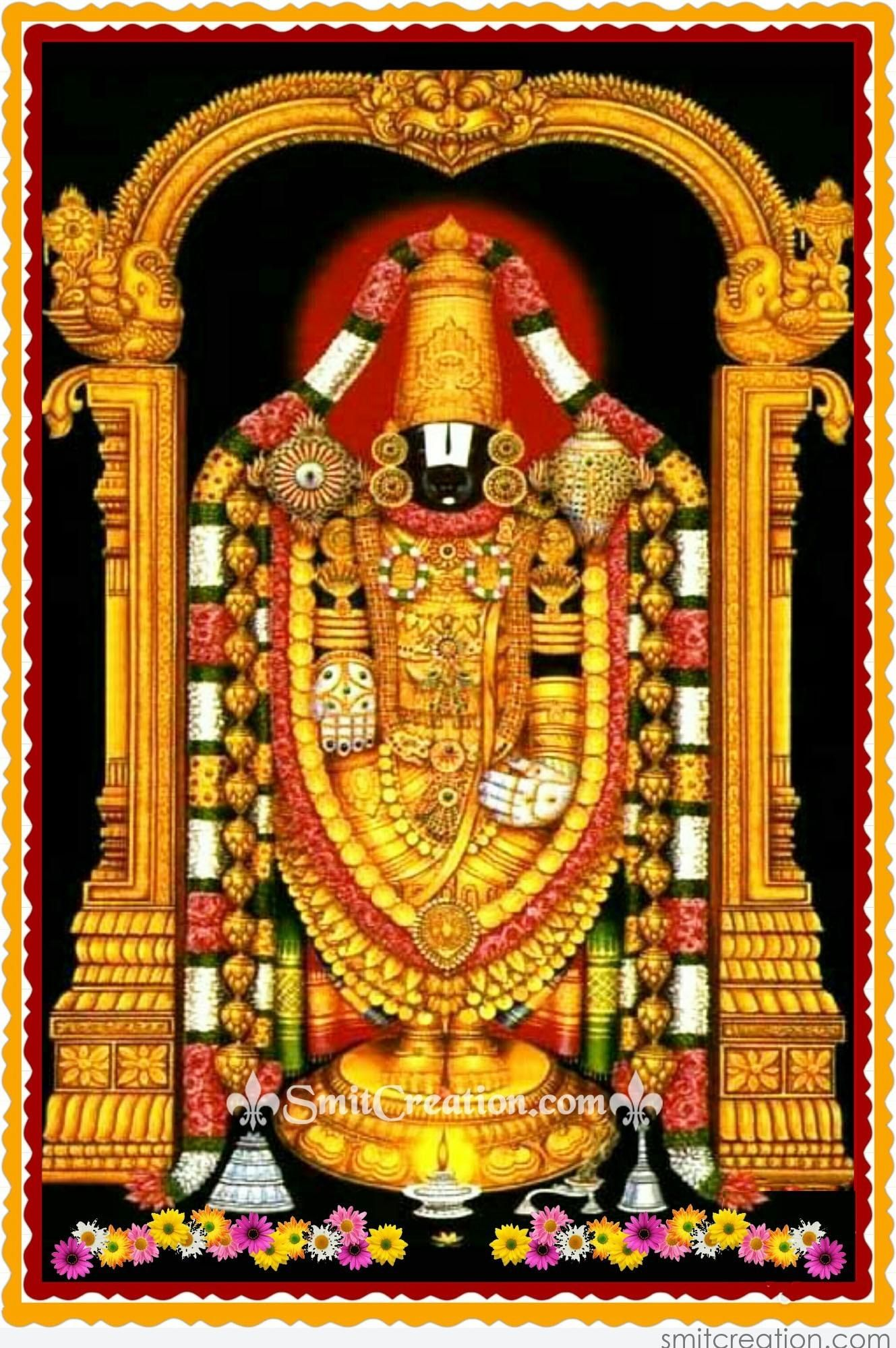 Venkateswara Swamy Photos Free Download Lord Vishnu Wallpapers Lord Balaji Lord Shiva Family Balaji images hd wallpaper free download