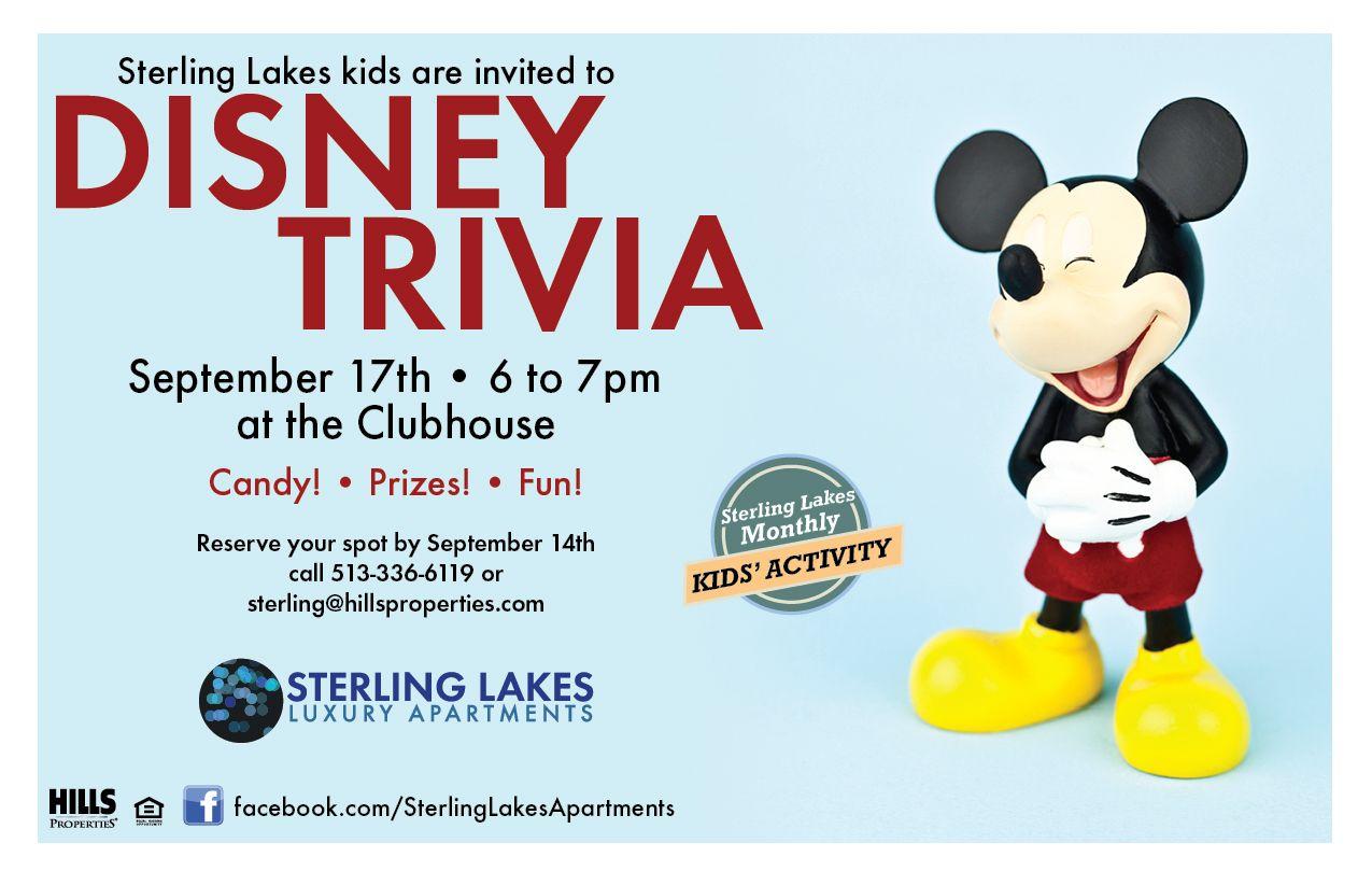Disney Trivia - HD1275×822