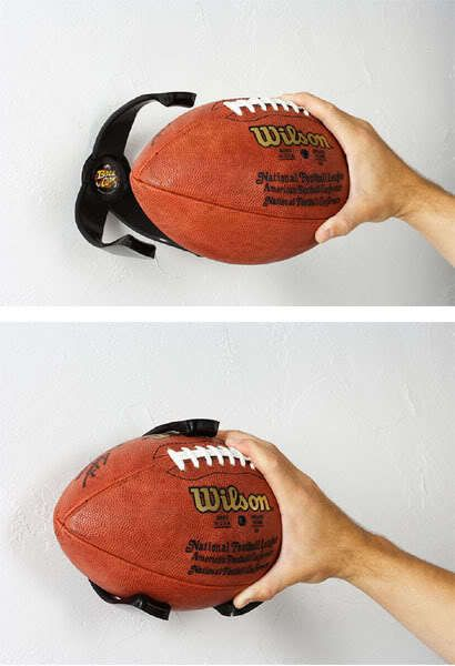 Ball Claw - Awesome Sports Ball Holder on Industrial Design Served