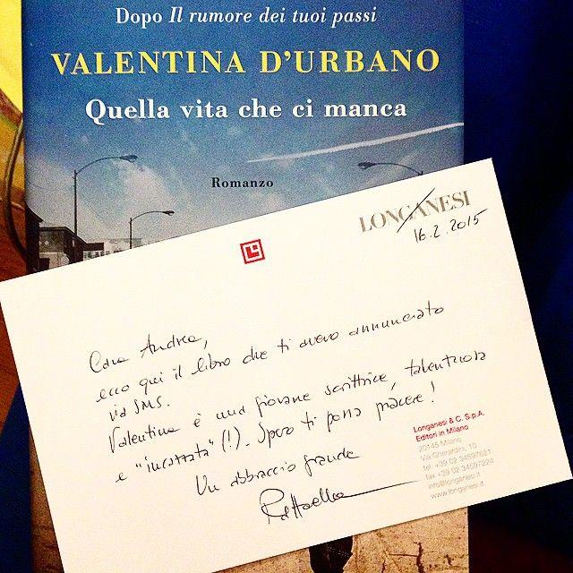 #AndreaDelogu Andrea Delogu: E buttiamoci. #quellavitachecimanca