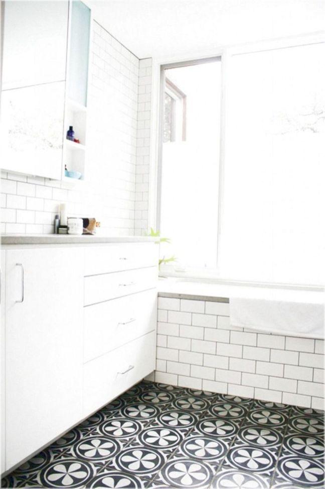 Catchy Mosaic Floor Ideas For Home Interior 40 Mosaic Tile Bathroom Floor Mosaic Bathroom Floor Tile Design