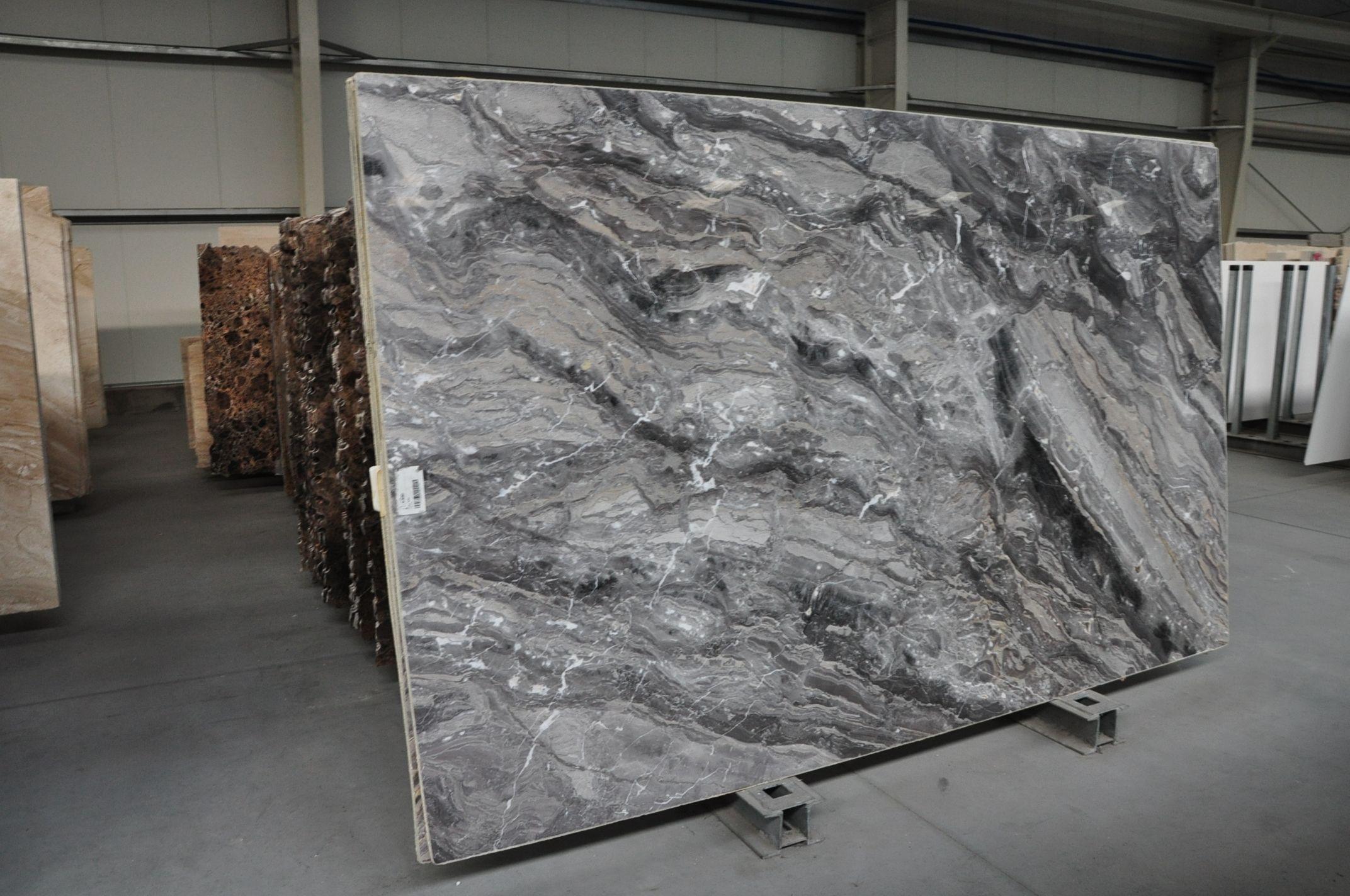 Marmur Arabescato Orobico #marble #arabescatoorobico #stonepanels #marbleslab #slab