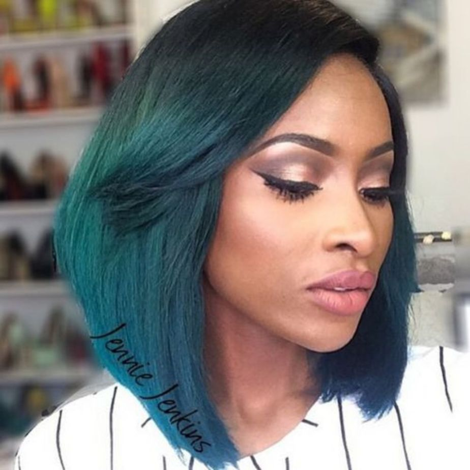 showiest bob haircuts for black women in hairstyle