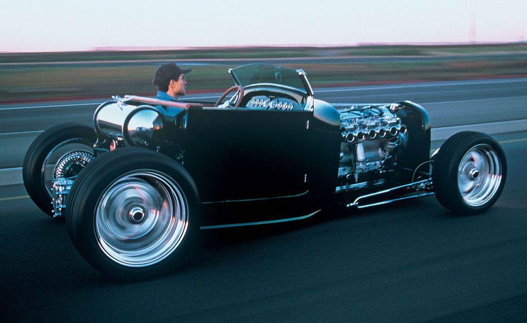 HOT RODS roadsters auto | ... Article Book Preview - Roy Brizio ...