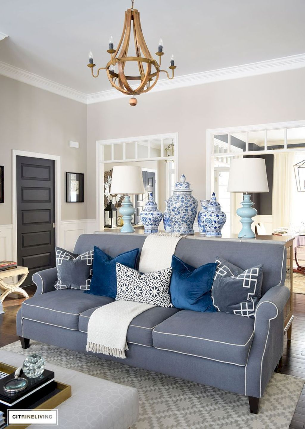 Cool modern coastal living room decor ideas https bellezaroom also rh pinterest