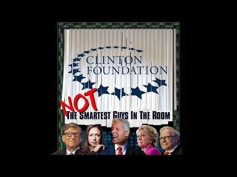 Sunday with Charles - The Clinton Foundation (NOT) The Smartest Guys ...