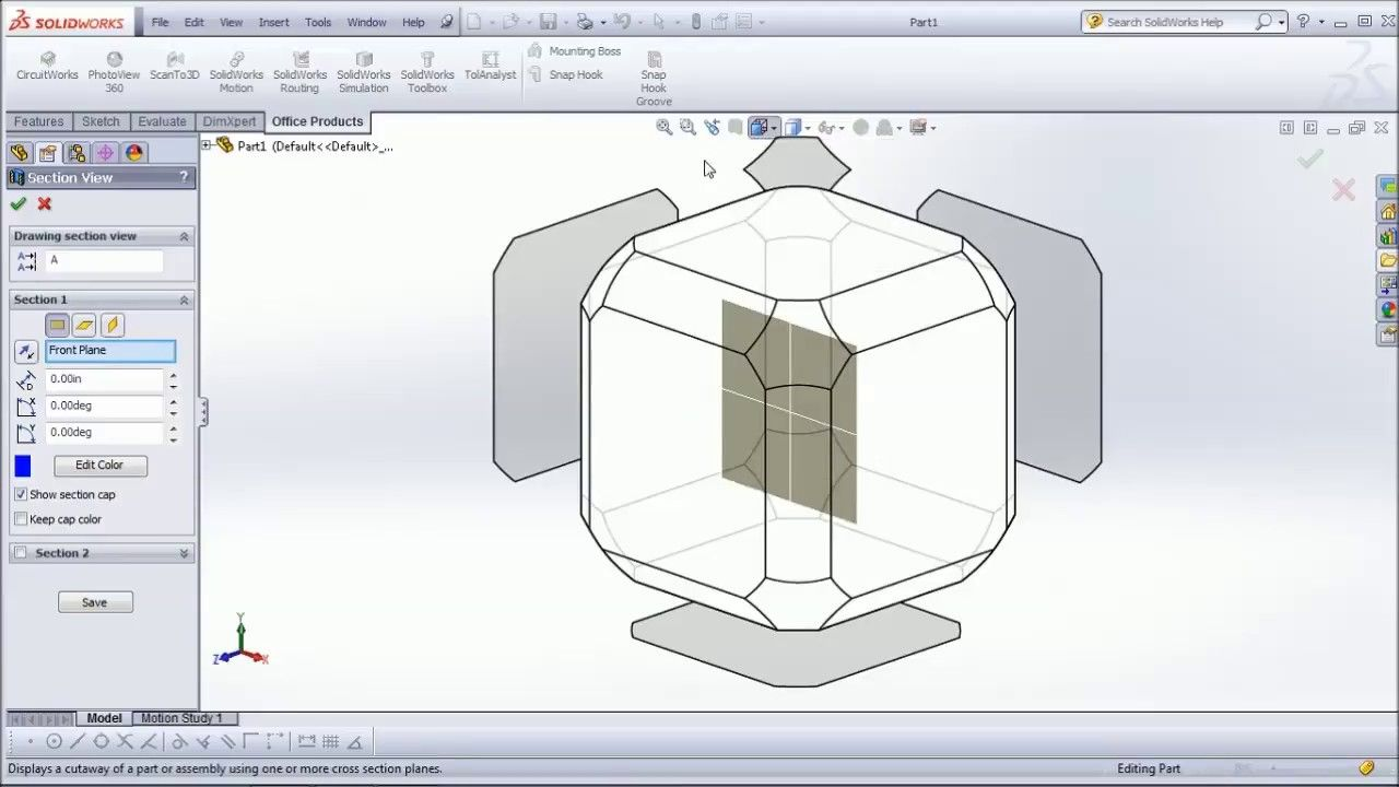 Solidworks tutorial 01 new for beginners solidworks tutorial solidworks tutorial 01 new for beginners baditri Image collections