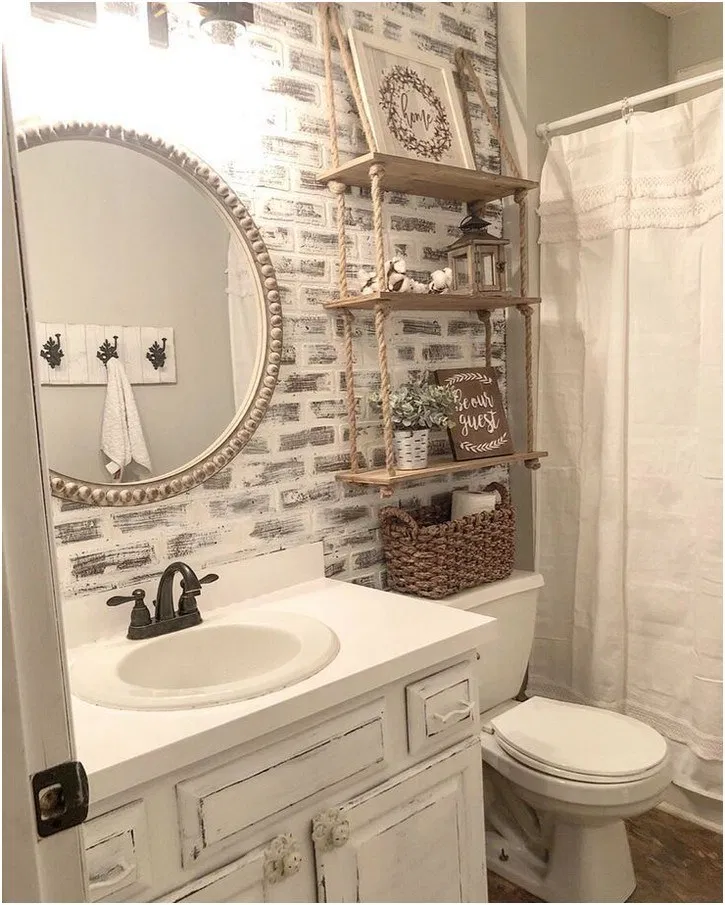 22 Best Bathroom Remodel Ideas On A Budget That Will Inspire You