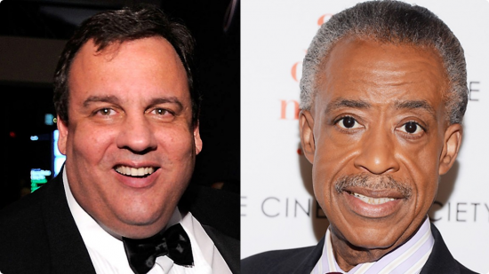 Shot: Sharpton Slams NJ Gov. Christie For Going To A Party During Race Riots In Missouri. Chaser: Obama Went To A Jazz Concert During Riots…