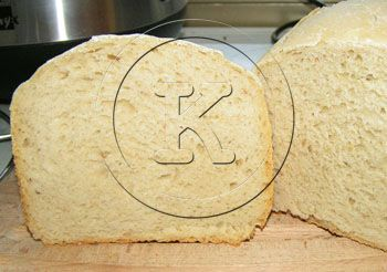 Pane con lievito madre in MdP - la mollica
