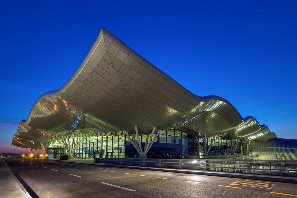 Zagreb Airport Is The Largest And Busiest International Airport In The Country Velikimeshtar Own Work Franjo Tudjman Terminal Zagreb Croatia Croatia Holiday
