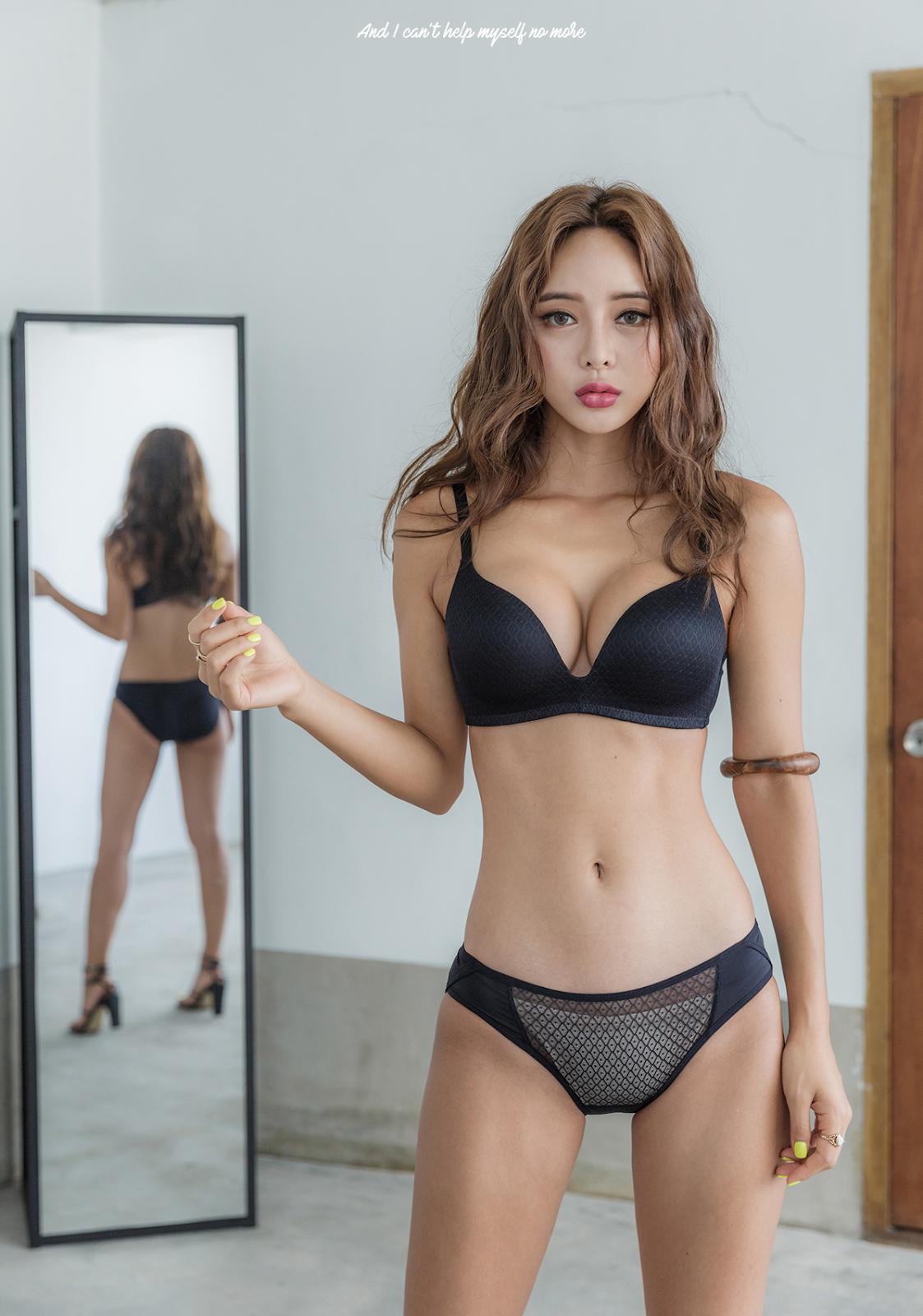 21 Photos of Koreas Hottest Lingerie Model
