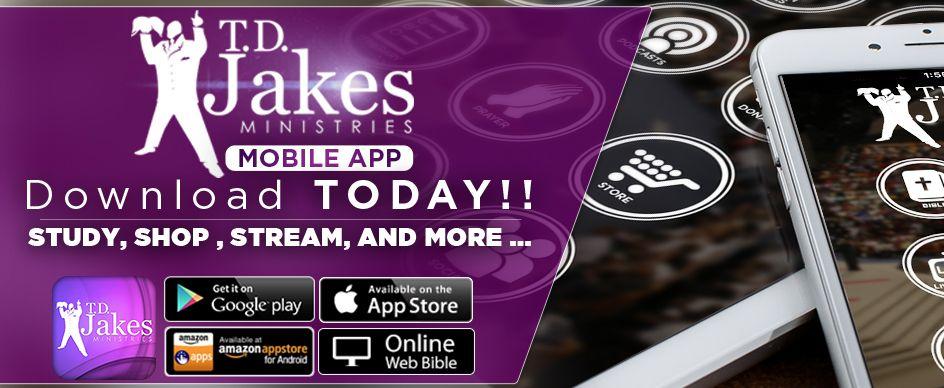 T D  Jakes Mobile | church | Potters house, Td jakes
