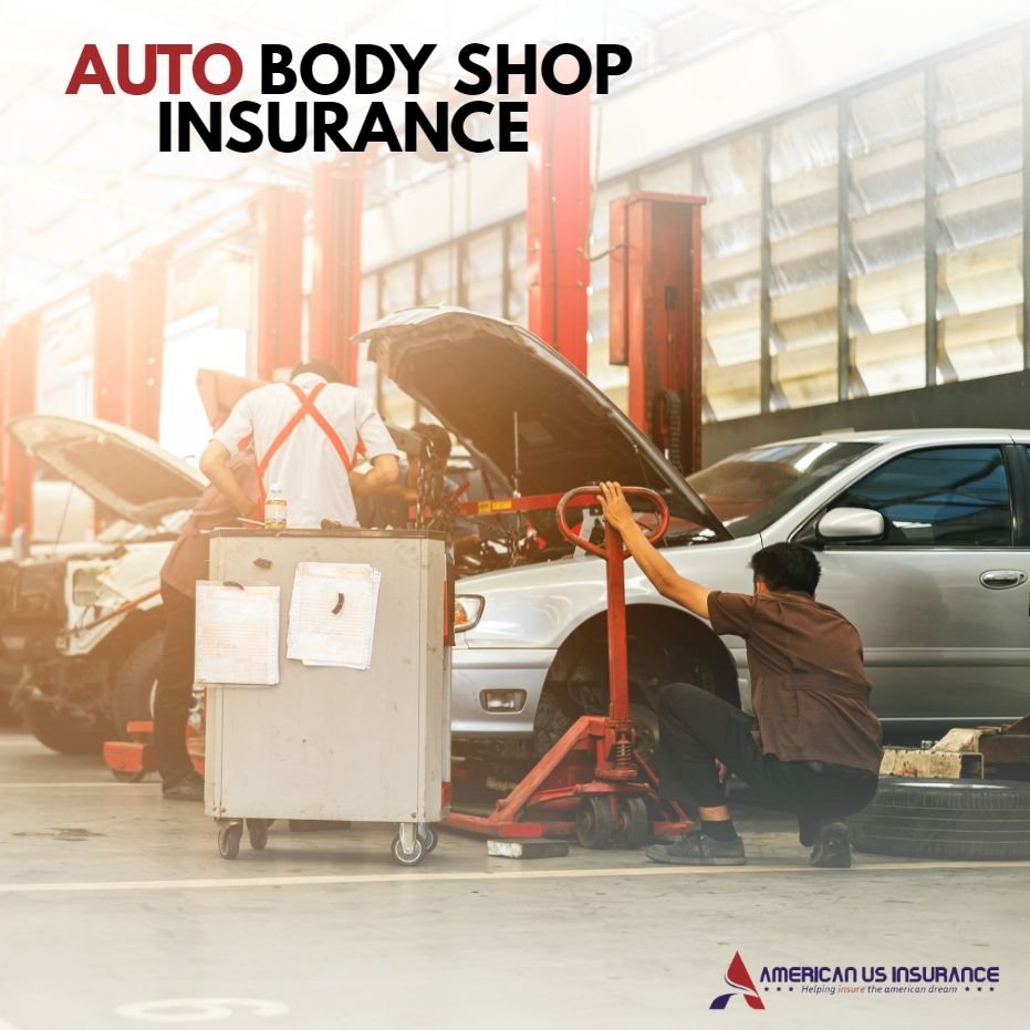 An auto body and repair shop are a rewarding business that