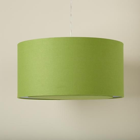 The Land Of Nod Kids Lighting Kids Green Fabric Ceiling Lamp In Ceiling Fixtures Kids Ceiling Lights Lamp Kids Lamps