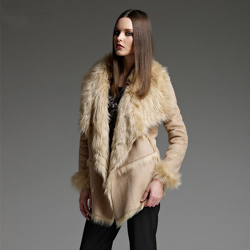 10  images about Fur on Pinterest | Jackets for women Faux fur