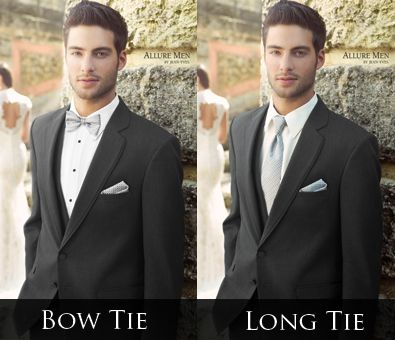 Bow Tie Or Long