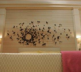 Butterflies, Wall Art By Paul Villinski   Seen On Gossip Girl, Season 4