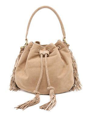 Zimmermann Woman Embossed Leather Bucket Bag Beige Size Zimmermann Sale View Free Shipping Deals Cheap Sale Best Sale Fashion Style Sale Online mLTW2Tl