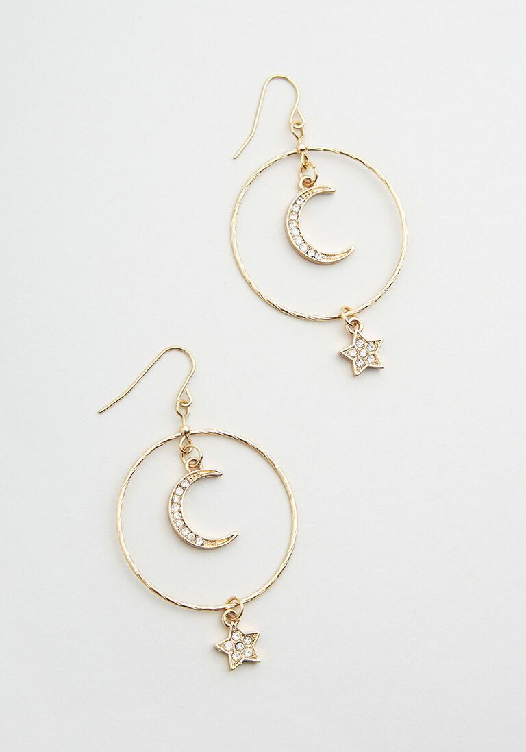Awestruck by the Otherworldly Earrings