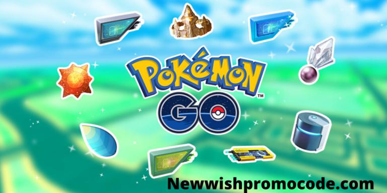 NEW* Pokemon Go Promo Codes March 2020 Full List in 2020